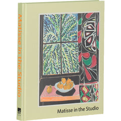 Hardback Matisse in the Studio Exhibition Catalogue