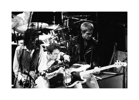 The Clash, Harry Papadopoulos - CultureLabel