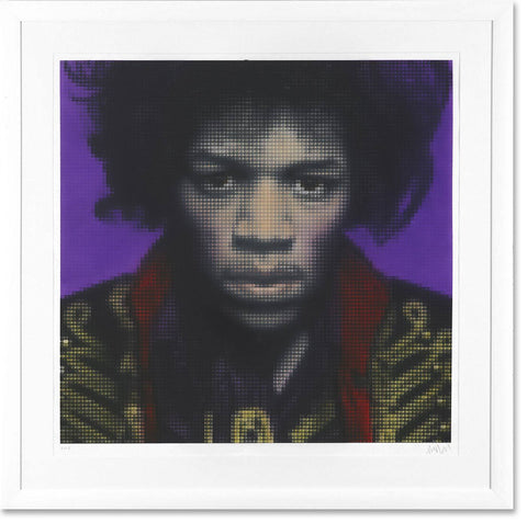 Jimi Hendrix, Nick Holdsworth