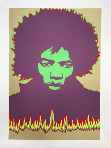 Hendrix - Fire, Larry Smart