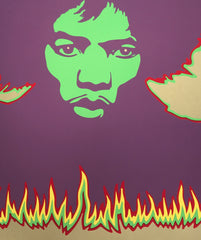 Hendrix - Fire, Larry Smart Alternate View
