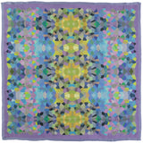 Hockney Inspired Silk Square Scarf, The Royal Academy - CultureLabel - 1