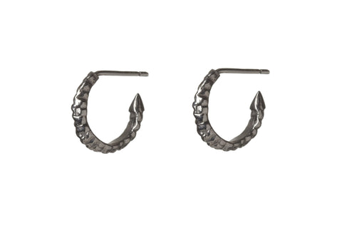 Mini Thorn Hoop Earrings, Ros Millar - CultureLabel - 1