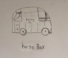 Horse Box, Clare Haxby Alternate View