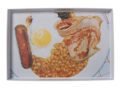 Magnum Photos English Breakfast Tray, Plinth Alternate View