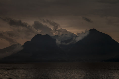 Lake Maggiore at Dawn, Alice Gur-Arie - CultureLabel - 1