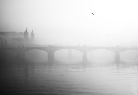 London Bridge I, Tim Hall