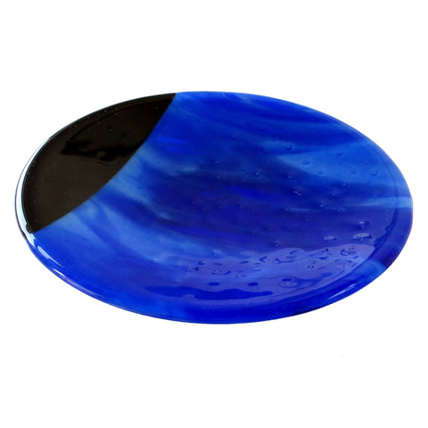 Planet Fused Glass Bowl, RD Glass - CultureLabel - 1