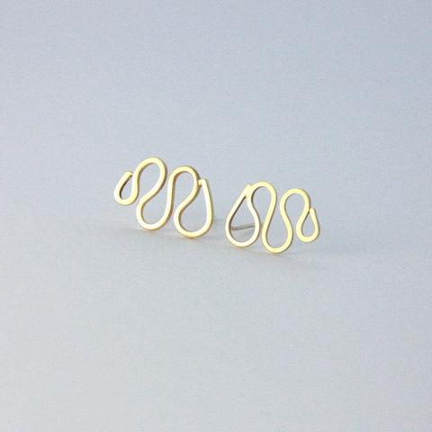 Loop Earrings, Dorota Todd - CultureLabel - 1