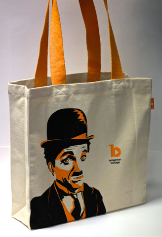 Bridgeman Footage 'Bag For Life' Celebrating Charlie Chaplin - CultureLabel