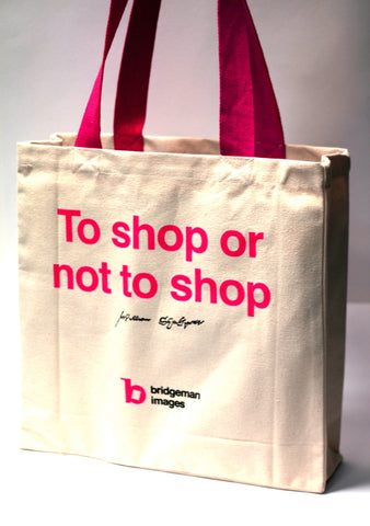 Bridgeman Images William Shakespeare Tote Bag & Notebook set - CultureLabel