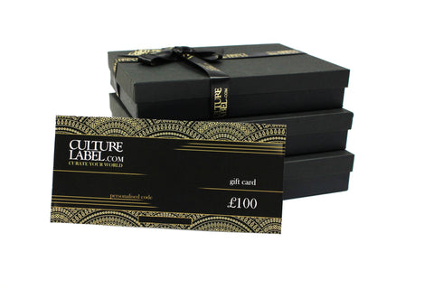 Gift Card - CultureLabel - 1