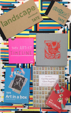 Tate Art Package, Tate