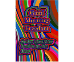 Good Morning Freedom, Sonia Boyce