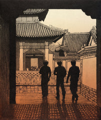 Into the Forbidden City, Jane Peart