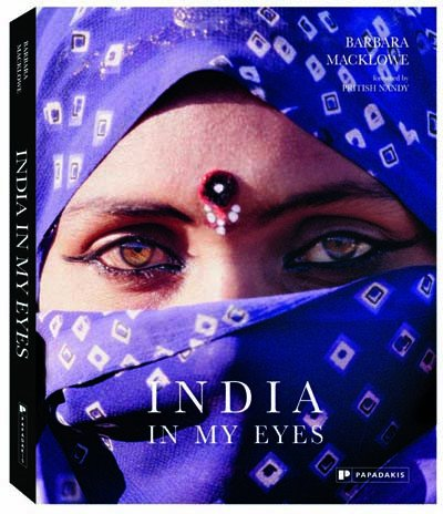 India In My Eyes, Barbara Macklowe - CultureLabel - 1