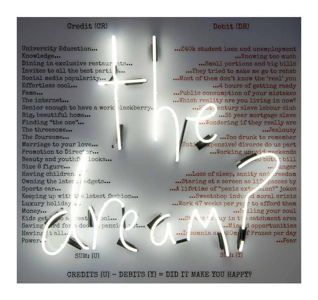 The Dream Limited Edition Print, Rebecca Mason - CultureLabel - 1