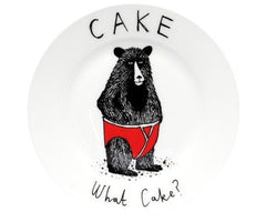 Cake? What Cake? Side Plate, Jimbobart