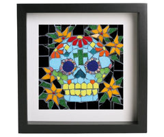 Candy Eye Candy Skull, Juan is Dead Alternate View