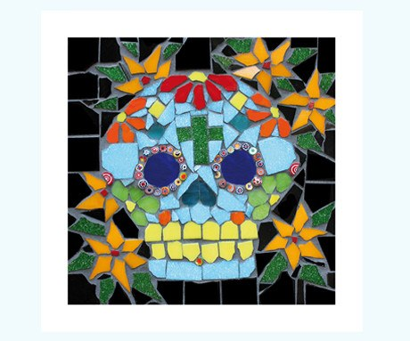Candy Eye Candy Skull, Juan is Dead - CultureLabel - 1