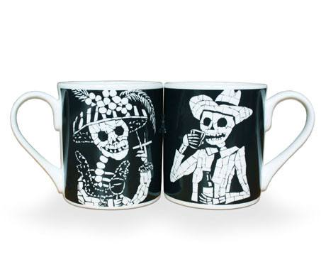 Juan Is Dead His and Her Mug Set, Juan is Dead - CultureLabel