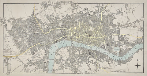 The Whittington Map, Justine Smith - CultureLabel