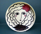 Rose Plate, Katy Leigh - CultureLabel