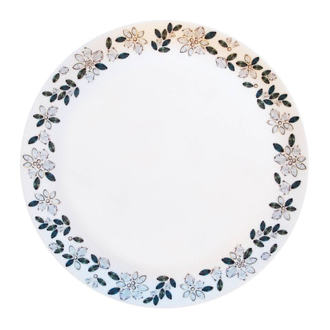 Botanical Luxe Fine Bone China Plate (Large), Kim Sera