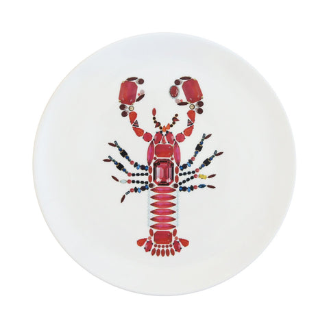 Lobster Fine Bone China Plate (Large), Kim Sera - CultureLabel - 1