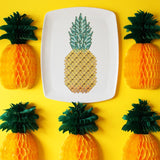 Pineapple Fine Bone China Large Platter, Kim Sera - CultureLabel - 3