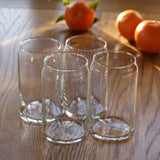KOMPOT Set of 4 Glasses, HUTA
