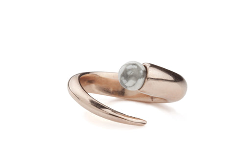 Rose Orb Ring, Ros Millar - CultureLabel - 1