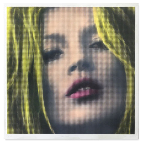 Kate Moss, Nick Holdsworth - CultureLabel