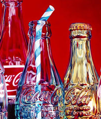 Coke and Stripey Straw, Kate Brinkworth Alternate View