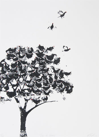 Tree of Grouse, Katie Edwards - CultureLabel - 1