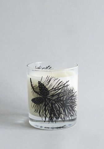 Kew Gardens Scented Candle, Snowden Flood - CultureLabel - 1