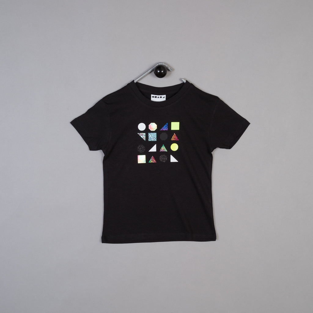 Kids T-Shirt, Shapes Of Things - CultureLabel - 1
