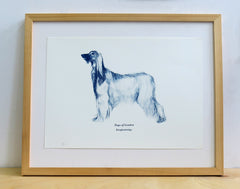 Dogs of London Screen Prints, Anna Walsh Alternate View