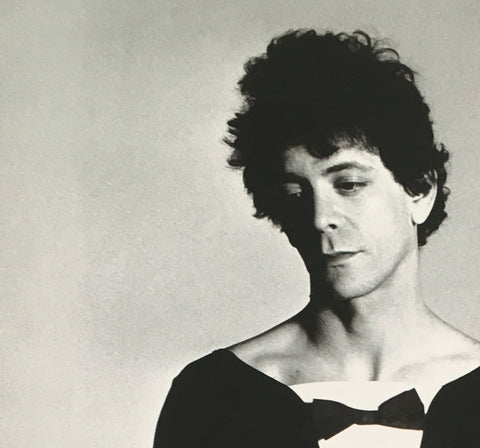 Lou Reed, Mick Rock Alternate View