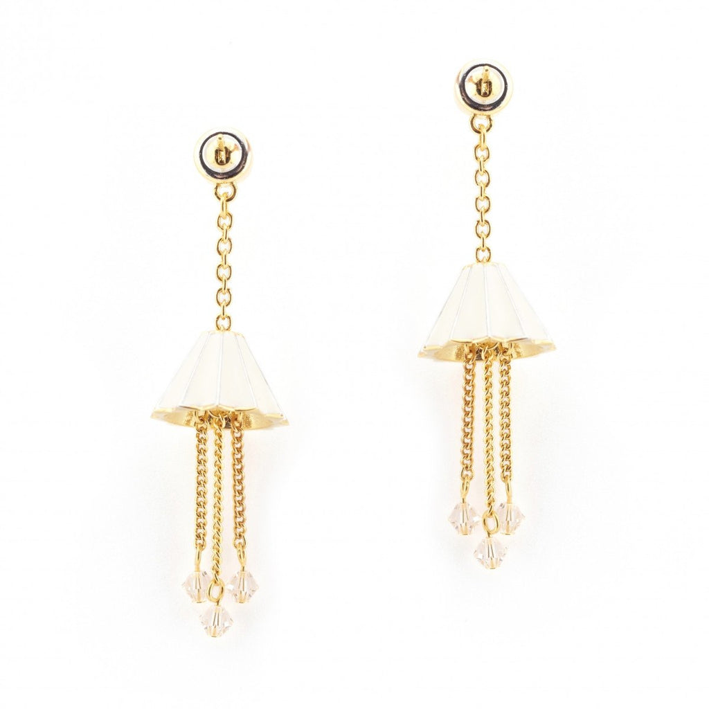 Lamp Earrings, The Geffrye Museum - CultureLabel