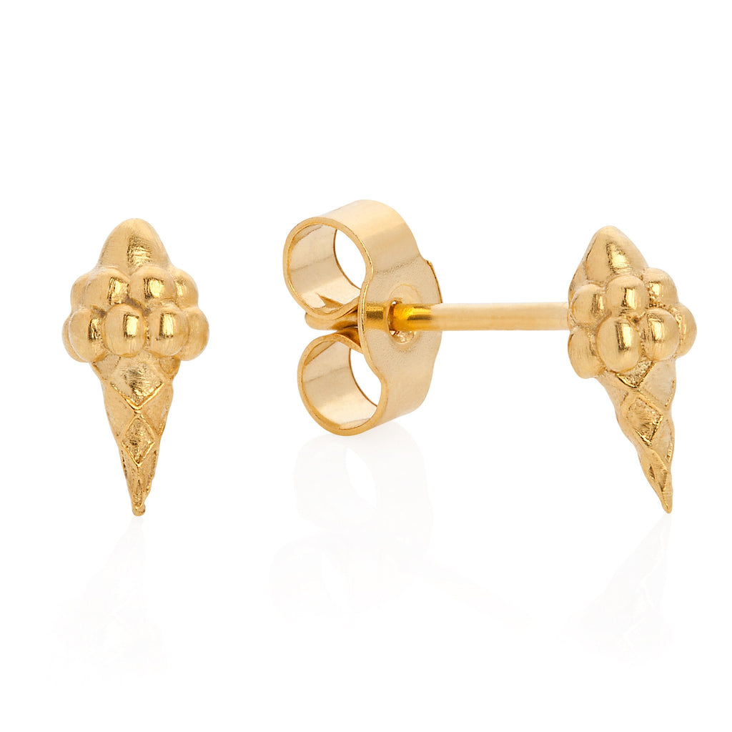 Miami Ice Cream Stud Earrings, Lee Renée - CultureLabel - 1
