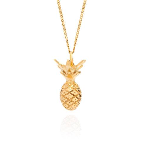 Pineapple Necklace, Lee Renée