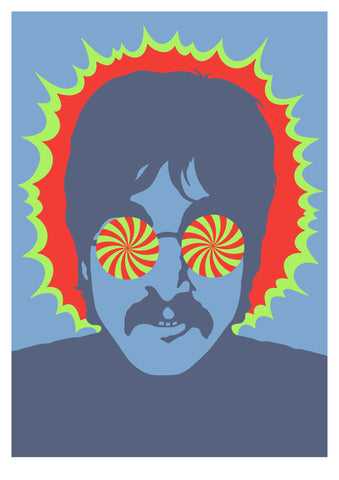 Lennon - Kaleidoscope Eyes, Larry Smart