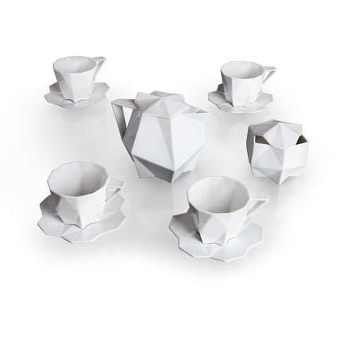Lilia Tea Set, Lauriger