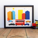 London (Personalized Print), Ruka-Ruka - CultureLabel
