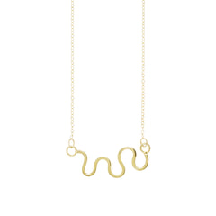 Loop Necklace, Dorota Todd