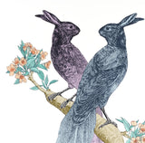 Love Rabbit-Birds, Penelope Kenny - CultureLabel