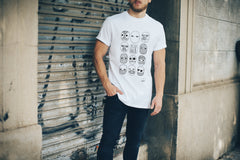 You Are Here Unisex T-Shirt, David Shillinglaw x Mind