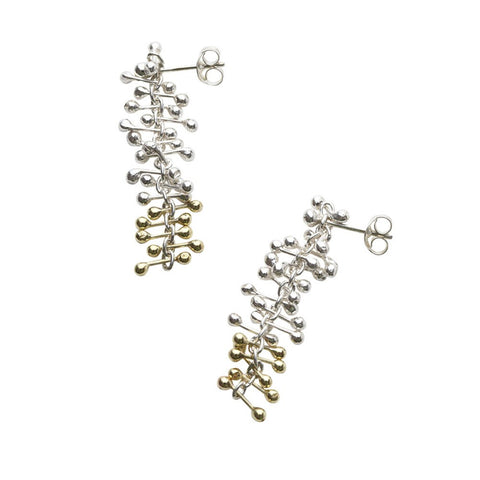 Molecule Drop Earrings, Yen Jewellery - CultureLabel