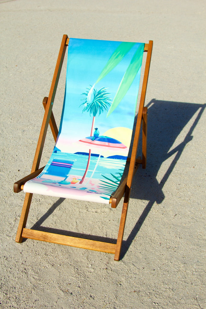 California Dreaming Deckchair, Yoko Honda - CultureLabel - 1